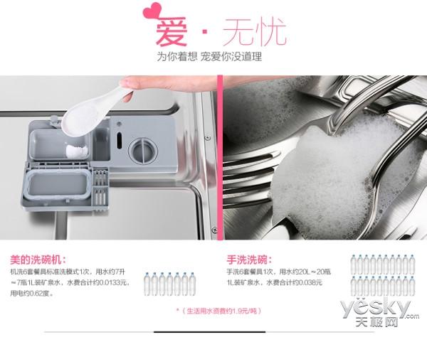 过年拒绝碗筷堆成山! 入门级超值洗碗机导购